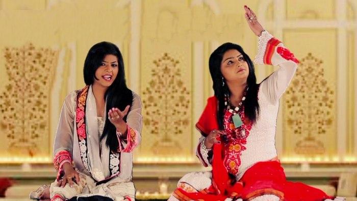 Jyoti Nooran Nooran Sisters