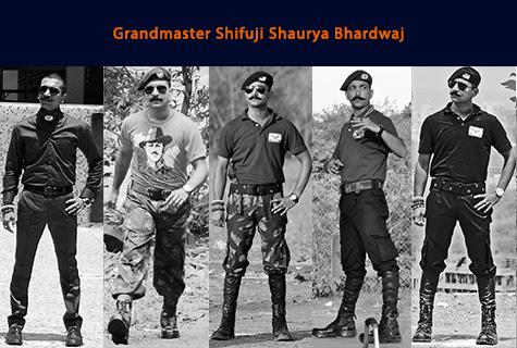 Grandmaster Shifuji Shaurya Bhardwaj