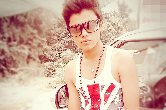 Sparsh Shrivastav Actor